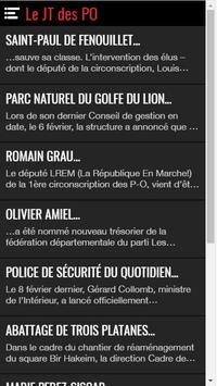 JT des PO screenshot 3