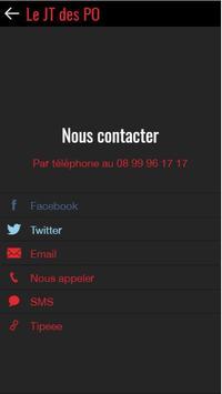 JT des PO screenshot 5