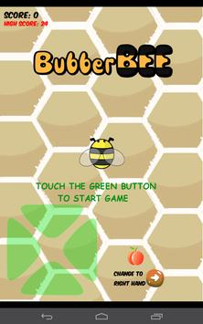 Bubber Bee poster