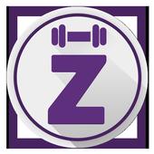 ZINA BeFit (fitness workouts) icon