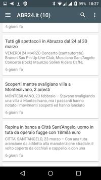 Montesilvano notizie gratis apk screenshot
