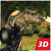 Dino Sniper Hunting: Jungle 3D icon