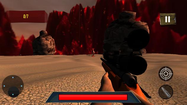 Dino Sniper Hunting: Jungle 3D screenshot 9