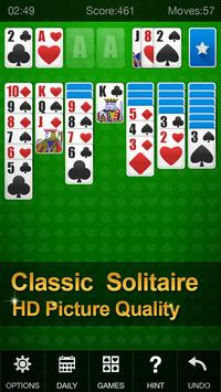 Solitaire X poster