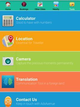 Montpellier Hotels apk screenshot