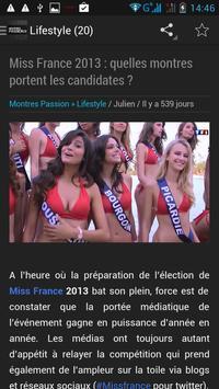 Montres Passion apk screenshot