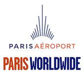 Paris Worldwide - Official Paris Airports App icon
