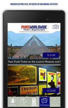 Paris Worldwide - Official Paris Airports App apk screenshot