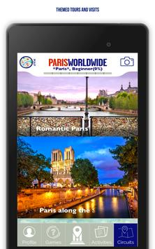 Paris Worldwide - City Guide apk screenshot