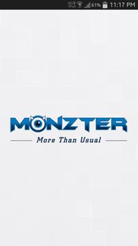 Monzter App poster