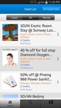 Monzter App screenshot 2