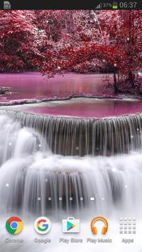 Waterfall Live Wallpaper screenshot 1
