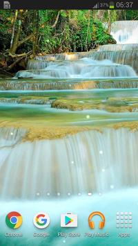 Waterfall Live Wallpaper screenshot 3