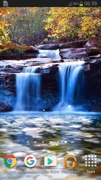 Waterfall Live Wallpaper screenshot 5