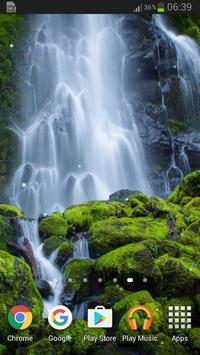 Waterfall Live Wallpaper screenshot 7