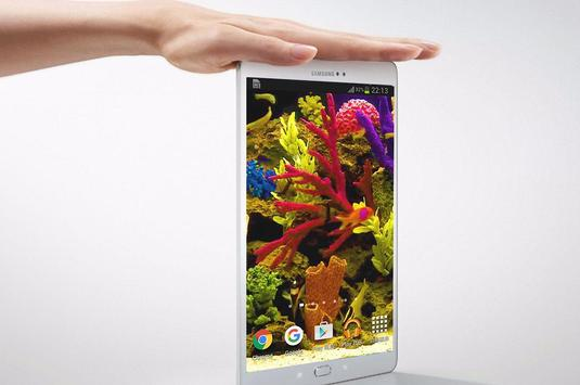 Aquarium Live Wallpaper screenshot 3