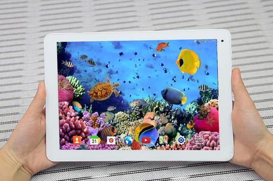 Aquarium Live Wallpaper screenshot 1