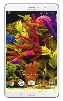 Aquarium Live Wallpaper screenshot 5