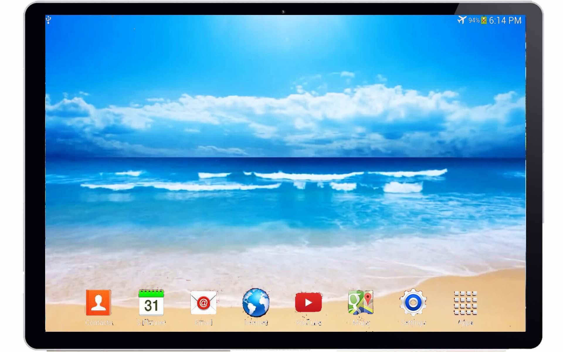 Download 6100 Wallpaper Iphone Pantai Gambar Paling Keren