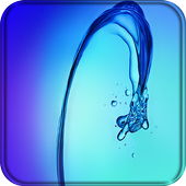Bubble S6 Live Wallpaper icon
