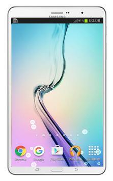 Bubble S6 Live Wallpaper apk screenshot