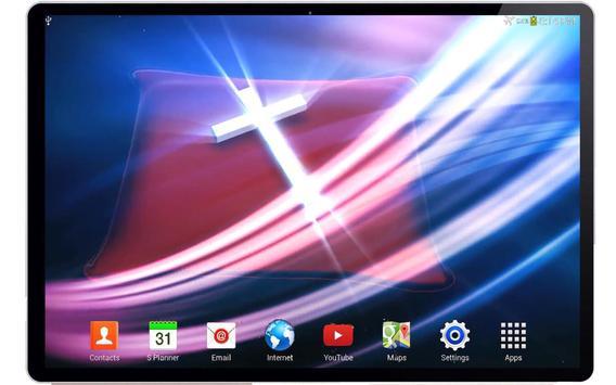 Christian Cross Live Wallpaper apk screenshot
