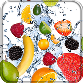 Fruits Live Wallpaper icon