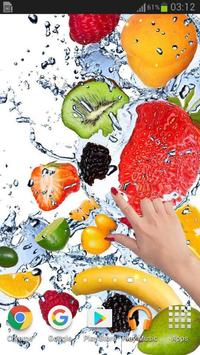 Fruits Live Wallpaper poster