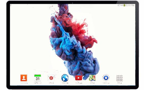 Ink in Water Live Wallpaper apk screenshot
