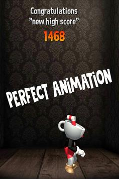 Cup on Head subway halloween adventures apk screenshot
