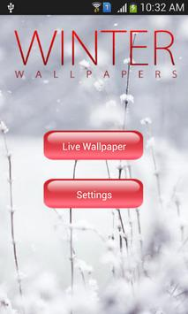 Winter Live Wallpaper poster