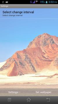 Desert Live Wallpaper screenshot 3