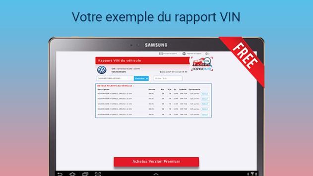 Car vin decoder : Auto car vin check Free screenshot 21