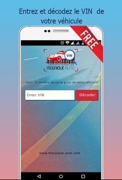Car vin decoder : Auto car vin check Free screenshot 3