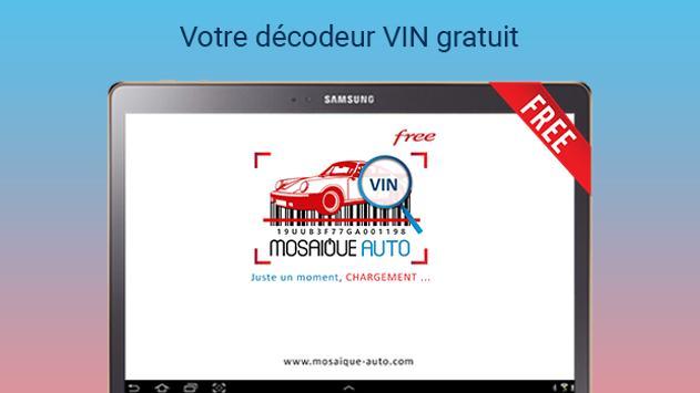 Car vin decoder : Auto car vin check Free screenshot 8