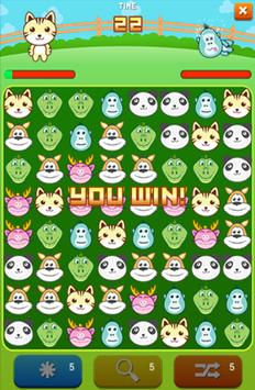 Animal Crush Battle apk screenshot