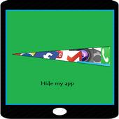 Hide Apps ikona