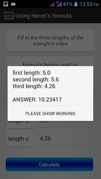Math Homework Helper apk screenshot