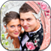 Wedding Frame Collage icon