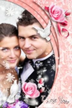 Wedding Frame Collage apk screenshot