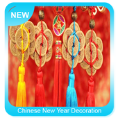 Chinese New Year Decoration icon