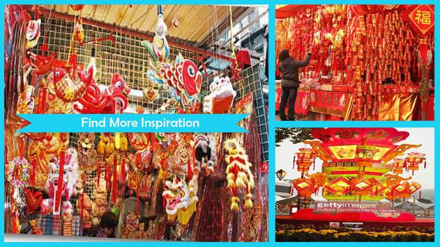 Chinese New Year Decoration poster