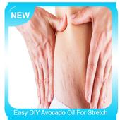 Easy DIY Avocado Oil For Stretch Mark icon