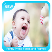 Funny Photo Faces and Frames icon