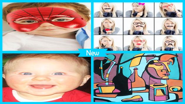 Funny Photo Faces and Frames screenshot 3