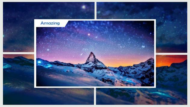 Snow Stars Free Wallpaper apk screenshot