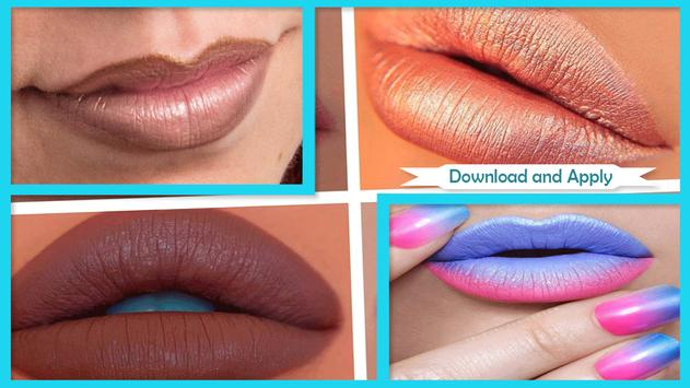 Sexy Ombre Lips Tutorial poster