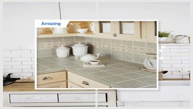 Simple Clean Ceramic Tile Countertops apk screenshot