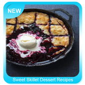 Sweet Skillet Dessert Recipes icon