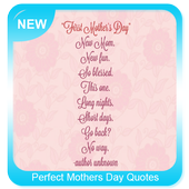 Perfect Mother's Day Quotes icon